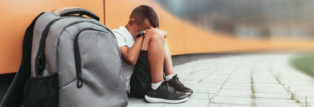 Ansiedade e regresso às aulas: um sentimento comum entre as crianças.